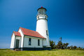 Cape Blanco Lighthouse Stock Images - 49568794