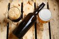 Beer Percent Stock Image - 49585501