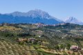 Landscape View Of Nature Marche, Italy Royalty Free Stock Photography - 49592837