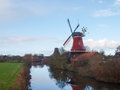 Greetsiel, Traditional Windmill Stock Photo - 49596400