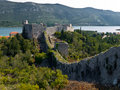 Fortress And Walls Royalty Free Stock Photo - 4964885