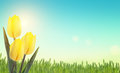Easter Background Royalty Free Stock Images - 49617749
