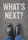 Whats Next Stock Images - 49618494