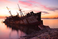 Ghost Ship Stock Photography - 49625992