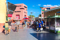 People Shopping At Premium Outlet In Las Vegas, USA Stock Image - 49661521
