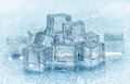 Ice Cubes Stock Photography - 49669402