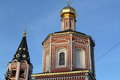 Detail Roof Catedral In Saratov Stock Images - 49676374