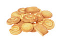 Butter Cookies Royalty Free Stock Photography - 49695117