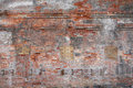 Old Brick Wall Background Stock Images - 4973154