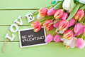Colorful Spring Flowers Royalty Free Stock Photo - 49734905