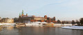View Of The Wawel Castle Royalty Free Stock Images - 49735689