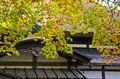 Old Japanese House With Autumn Season Stock Image - 49744661