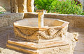 The Old Fountain Stock Image - 49747291