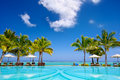 Tropical Resort Stock Image - 49749051