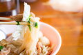 Noodle Of Thai Food Style Royalty Free Stock Images - 49771349