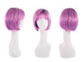 Hair Wig Over The Mannequin Head Royalty Free Stock Images - 49780189
