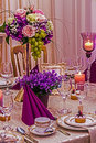 Arrangement For The Wedding Dinner Party-18 Royalty Free Stock Photos - 49791598