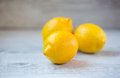Lemons Royalty Free Stock Photo - 49797815
