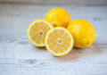 Yellow Lemons Stock Images - 49798124