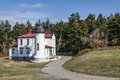 Road To Almiratly Head Lighthouse Royalty Free Stock Photos - 49809388