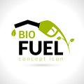Bio Fuel Concept Royalty Free Stock Photography - 49818437
