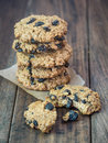 Oatmeal Cookies Royalty Free Stock Image - 49836376