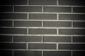 New Red Brick Wall Without Window. Background. Toned Royalty Free Stock Images - 49876709