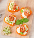Appetizer Of Shrimp Royalty Free Stock Image - 49877816