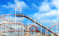Rollercoaster Stock Images - 49910734