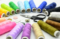 Sewing Kit Royalty Free Stock Photo - 49940175