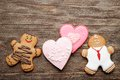 Gingerbread Couple Stock Images - 49940384