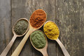 Different Kinds Of Spices Stock Images - 49949974
