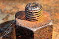 Bolt And Nut Royalty Free Stock Photography - 49970067