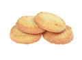 Butter Cookies Stock Photos - 49980723