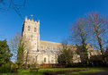 Christchurch Priory Dorset England UK 11th Century Grade I Listed Church Royalty Free Stock Photos - 49985168