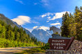 Mount Robson Park Royalty Free Stock Photography - 49985977