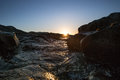 Rocks And Sun Stock Images - 50039614