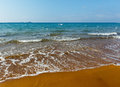 Xi Beach Morning View (Greece, Kefalonia). Stock Photos - 50052643