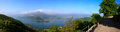 Panorama Of Annecy Lake In France Stock Images - 50053664