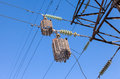 High Voltage Electric Tower Stock Photo - 50060790