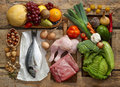 Paleo Diet Products Stock Image - 50063541