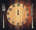 Time To Eat Royalty Free Stock Photo - 50066695