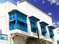 Tunisian Frontage Stock Photography - 5012992