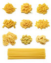 Italian Pasta Collection Stock Photo - 5018340