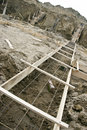 House Foundations Detail Stock Images - 5018664