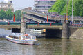 Canal In Amsterdam Royalty Free Stock Photos - 50109768