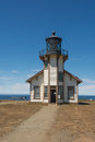 The Lighthouse Of Fort Bragg, California Stock Images - 50135594