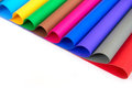 Lot Of Color Paper For Crafts Idea Royalty Free Stock Photo - 50162275