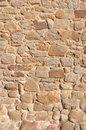Wall Of Sandstone Royalty Free Stock Photos - 50172338