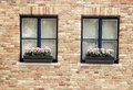 Facade With Window Royalty Free Stock Photography - 50175747